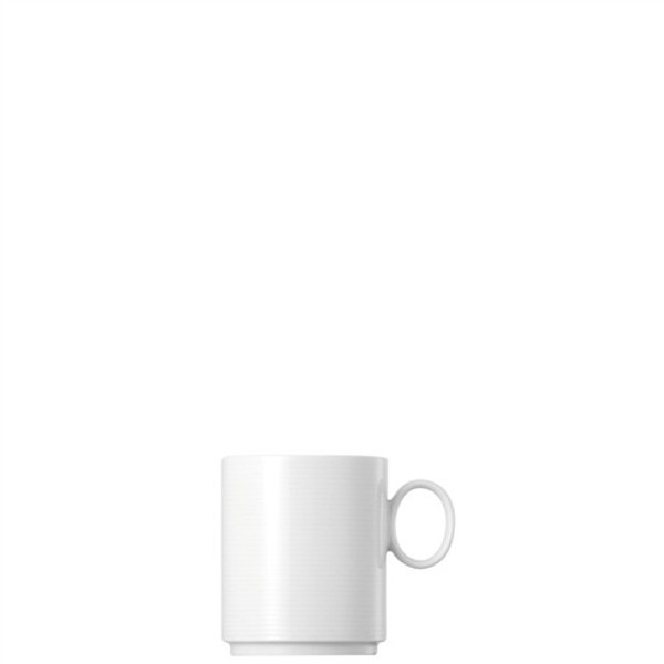 Mug, Large, stackable | Loft White