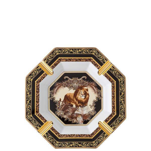 Ashtray, William, Lion, 9 1/2 inch | La Regne Animal