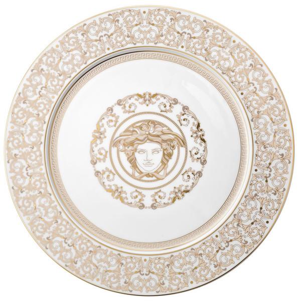 Service Plate, 13 inch | Medusa Gala