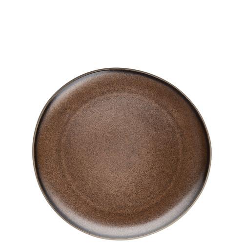 Luncheon Plate Flat Bronze 9 7/8 inch | Junto Stoneware | Rosenthal Shop  sc 1 st  Rosenthal & Luncheon Plate Flat Bronze 9 7/8 inch | Junto Stoneware ...
