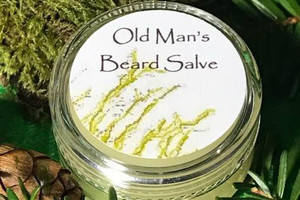 Old Man's Beard Salve - 1/3oz