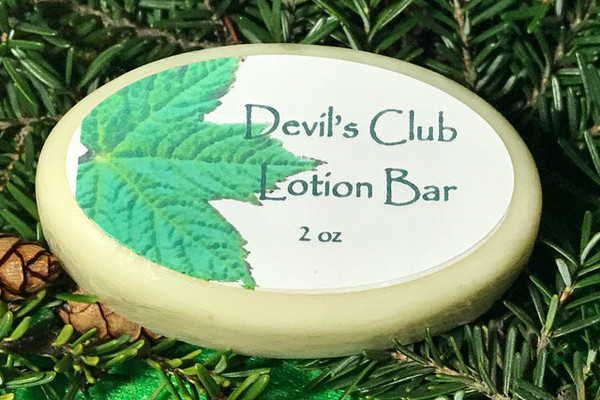 Devil's Club Lotion Bar - 2oz