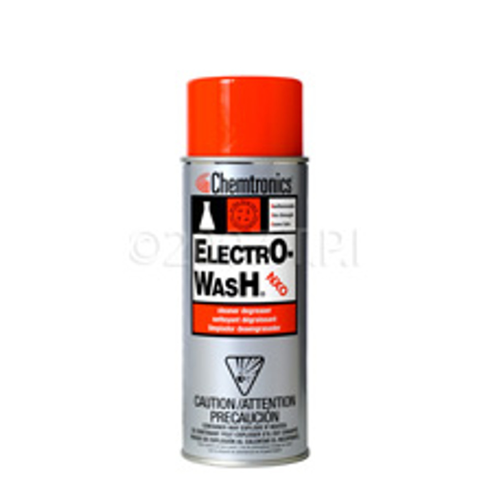 Chemtronics Electro-Wash NXO Cleaner/Degreaser - 12.5oz Aerosol Can