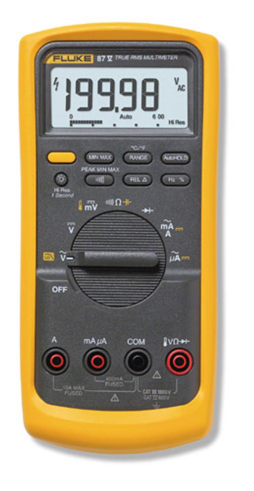 Fluke 87V True RMS Digital Multimeter