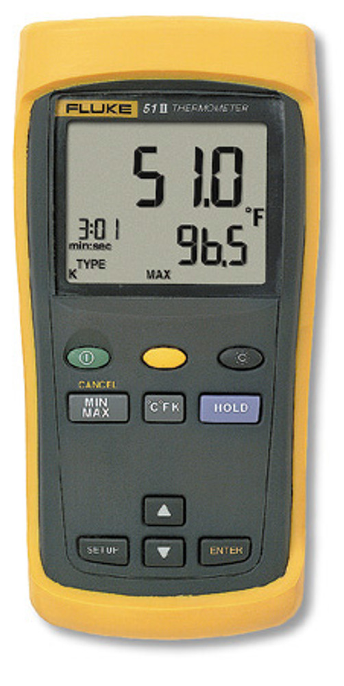 Fluke 51-2 Single Input Digital Thermometer