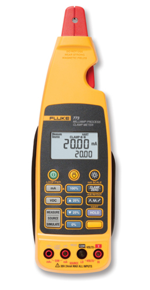 Fluke 773 Milliamp Clamp Meter / Process Clamp Meter