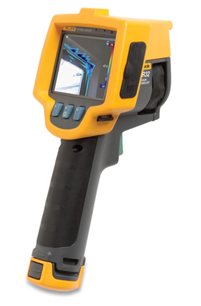 Fluke FLK-TiR32 Building Diagnostics Thermal Imager, -4 to 302 F