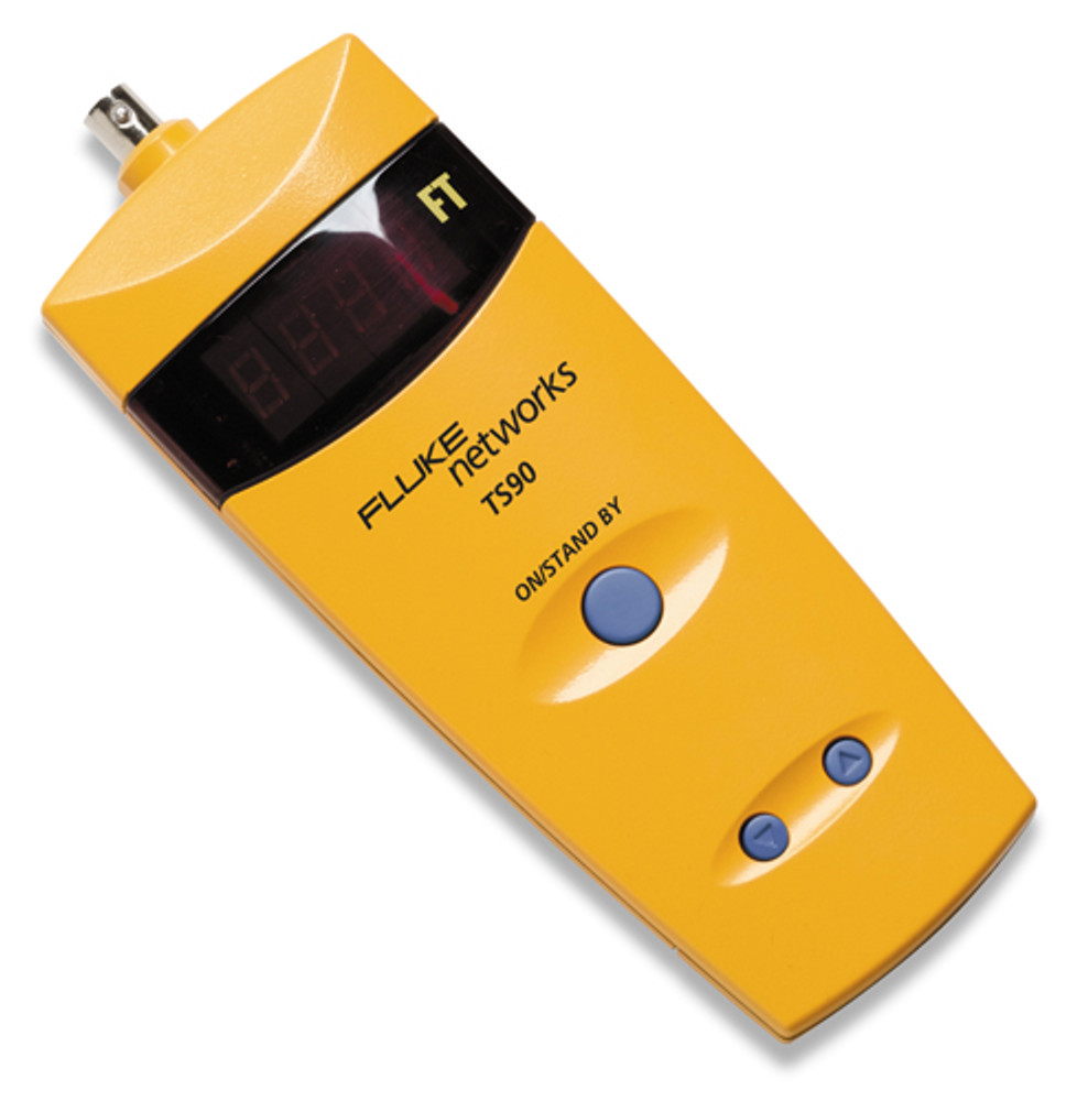 Fluke Networks 26500090 TS90 Cable Fault Finder, up to 2500'