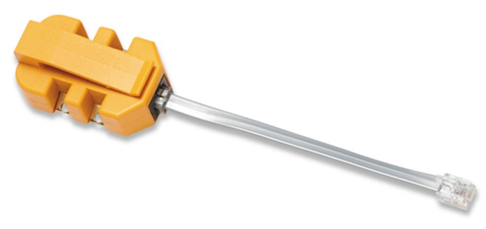Fluke Networks 10230100 8-Wire Modular Banjo Adapter