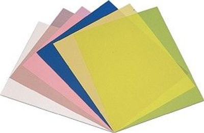 PFP Fiber Optic Polishing Film Sheets (Sold In Packs)