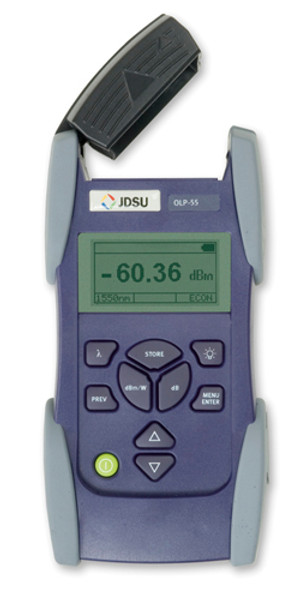 JDSU OLP-55 Fiber Optic SmartClass High-Power Power Meter