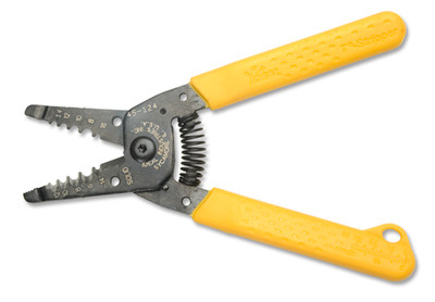 Ideal 45-124 T8 Stranded Wire T-Stripper, 16-8 AWG