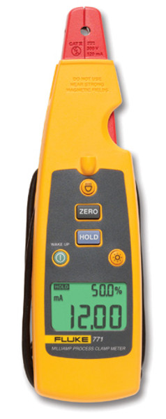 Fluke 771 Milliamp Clamp Meter / Process Clamp Meter