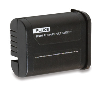 Fluke BP290 2400 mAh Li-Ion Battery Pack, 190 Series II