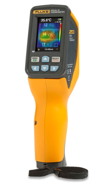 Fluke FLK-VT02 Visual IR Thermometer / Infrared Thermometer