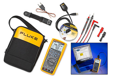 Fluke 289/FVF True RMS Digital Logging Multimeter w/ FlukeView