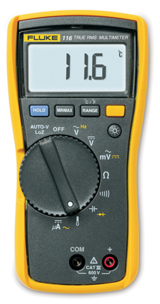 Fluke 116 True RMS Digital Multimeter