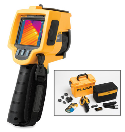 Fluke FLK-TiS Thermal Imaging Scanner/ Thermal Camera