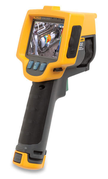 Fluke FLK-Ti32 Industrial Commercial Thermal Imager, -4 to 1112F