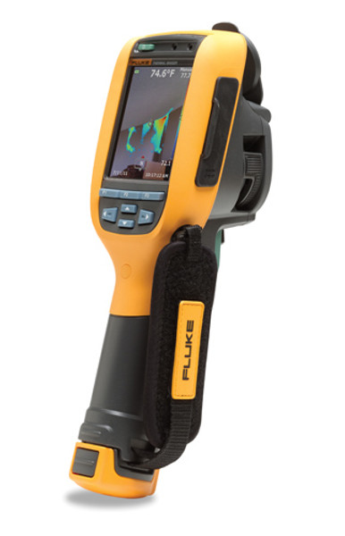 Fluke FLK-TiR125 9HZ Building Diagnostics Thermal Imager Camera