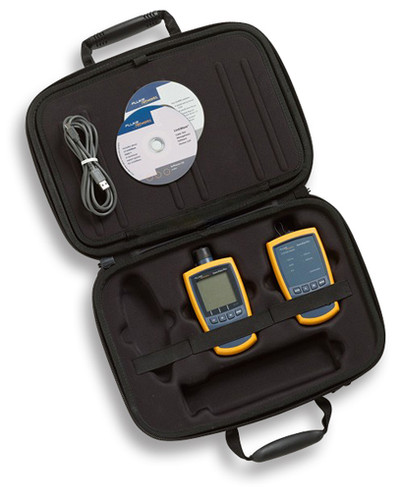 Fluke Networks FTK1000 Basic Multimode Fiber Verification Kit