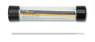 Fluke Networks NFC-SWABS-1.25MM LC/MU 1.25mm Port Cleaning Swabs