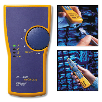 Fluke Networks MT-8200-61A IntelliTone Pro 200 Toner