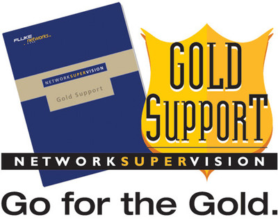 Fluke Networks GLD-1T3000 1-Yr Gold Support, OneTouch AT 1T-3000