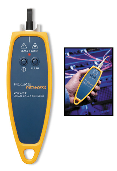 Fluke Networks VISIFAULT Visual Fault Locator / VFL