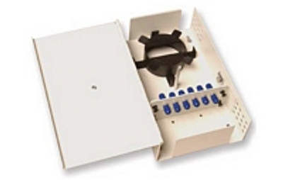 Multilink Wall Mount Fiber Enclosure, Standard Single Outer Door