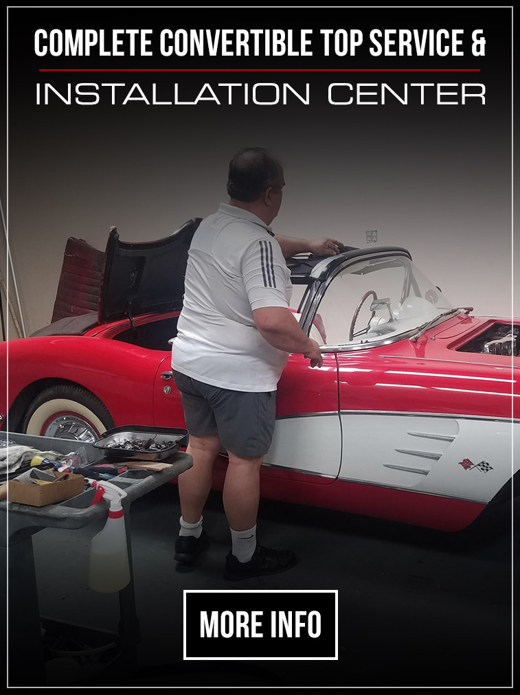 Convertible Top Service & Installation Center