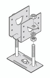 Kleva Klip Box of Adjustable Joist Support