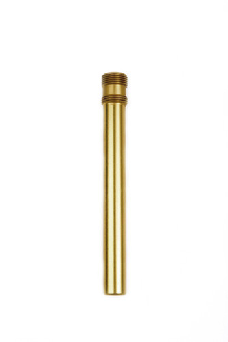 17mm Aluminum Axle Shaft - Gold Anodized