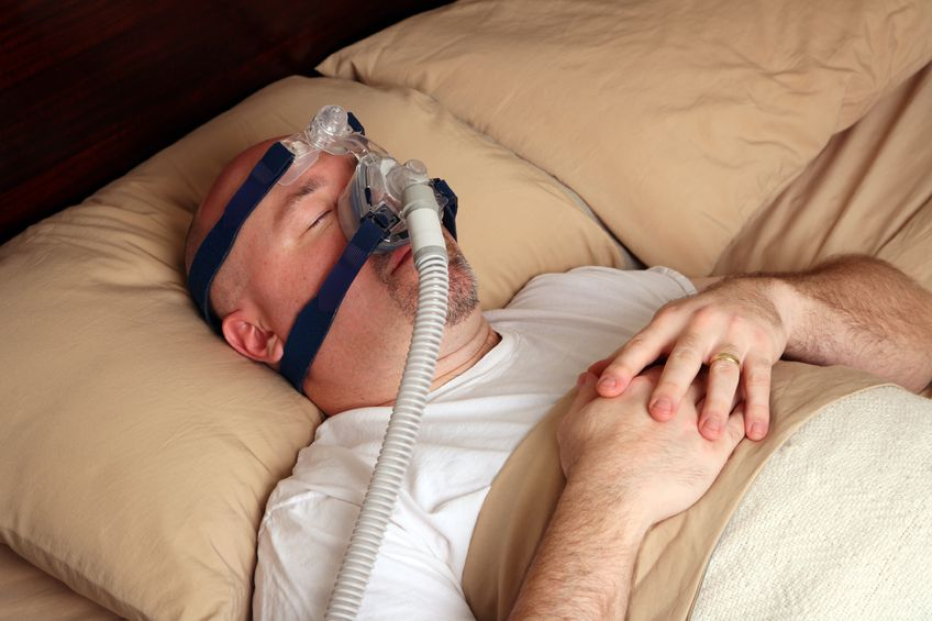 cpap machine for sleep apnea