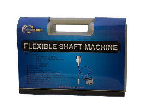 FLEXSHAFT MOTOR HANGING FLEXIBLE SHAFT MACHINE KIT 1/4HP 110V