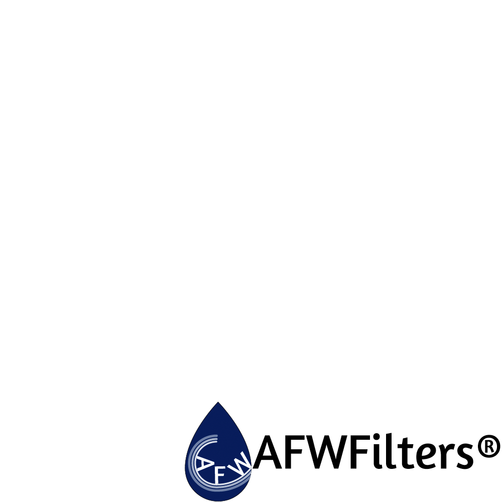 AFWFilters CF3-4520-SDBCRF-PENTEK 20-inch 3 Stage PENTEK Big Blue Whole House for Arsenic Fluoride Odors and Chemicals-Sediment-Bone Char Radial Flow Carbon AFW Filters Tastes