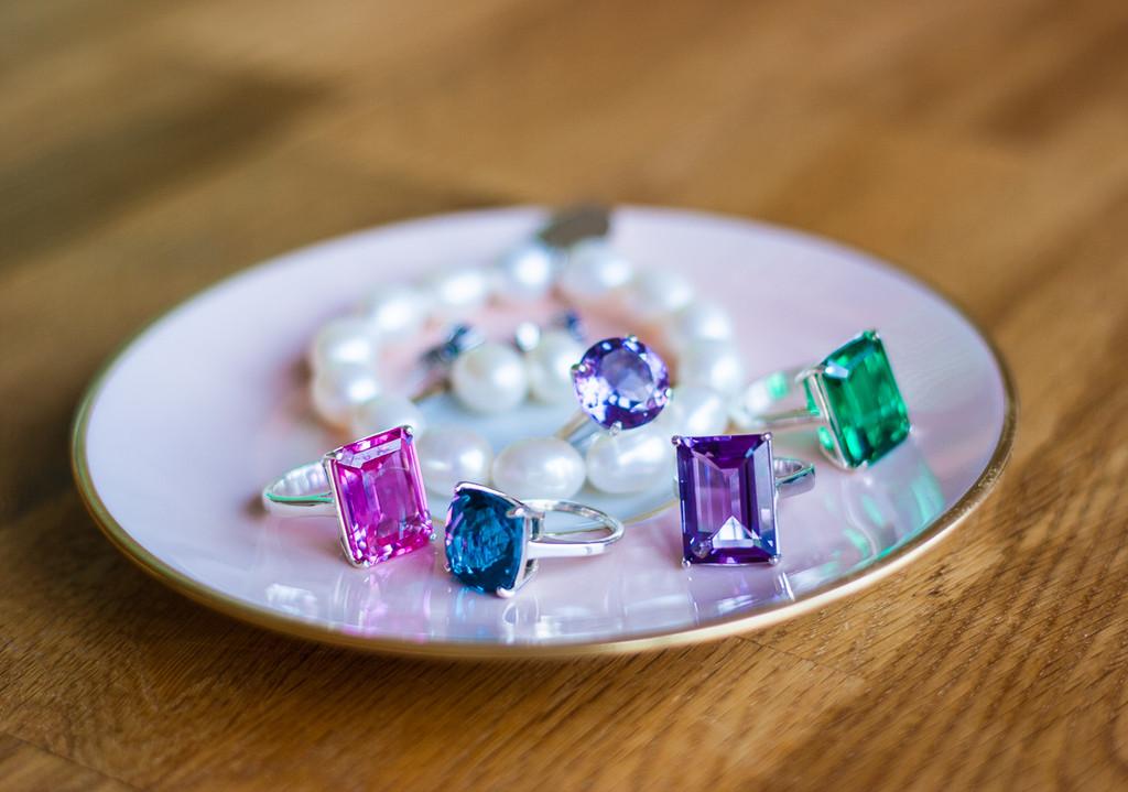 stylerocks-emerald-cushion-checkerboard-sterling-silver-ring