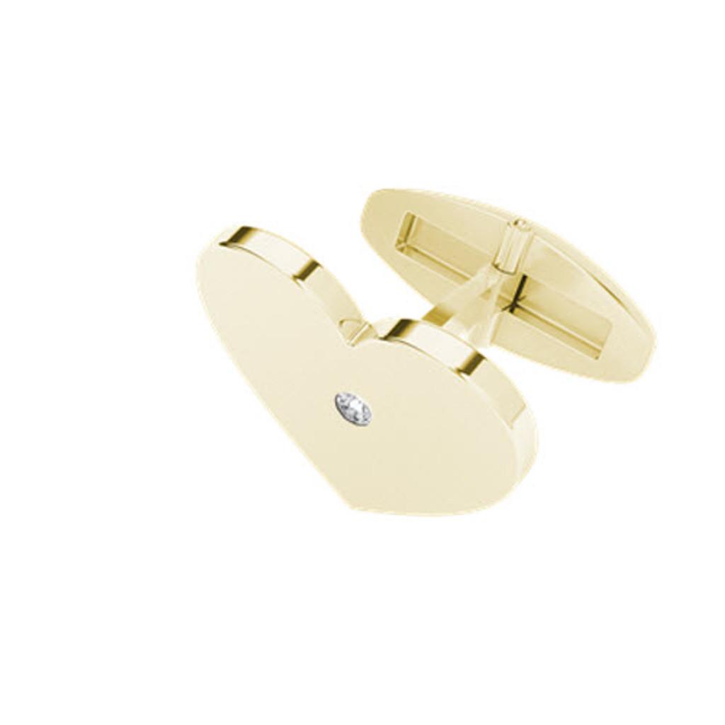 stylerocks-yellow-gold-diamond-heart-cufflinks