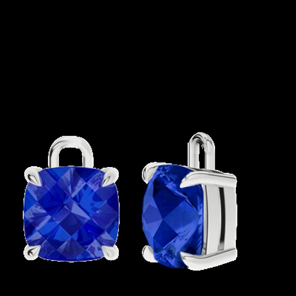stylerocks-cushion-checkerboard-blue-sapphire-detachable-drop-earrings-sterling-silver