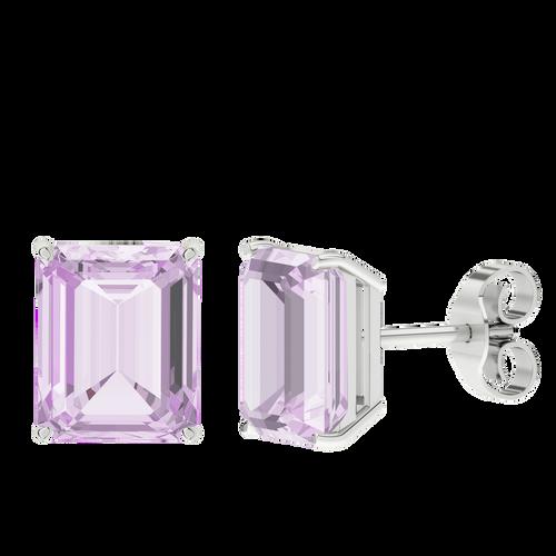 stylerocks-pink-amethyst-emerald-cut-sterling-silver-stud-earrings