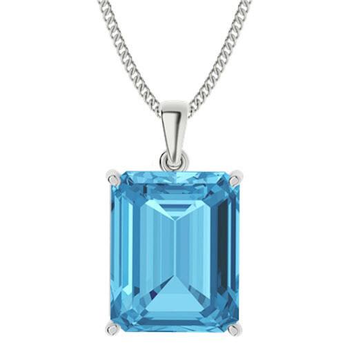 stylerocks-emerald-cut-blue-topaz-10mm-sterling-silver-necklace