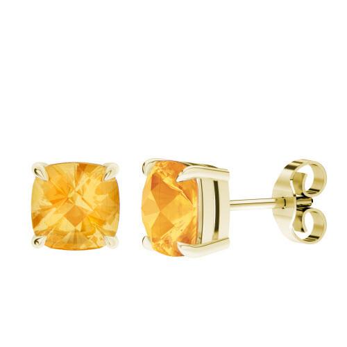 stylerocks-8mm-citrine-cushion-checkerboard-yellow-gold-stud-earrings