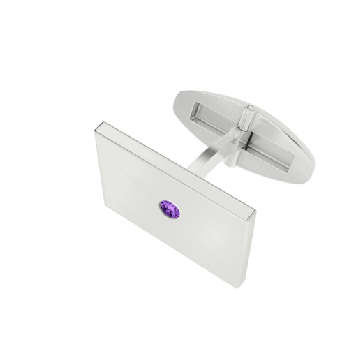 stylerocks-sterling-silver-amethyst-rectangular-cufflinks