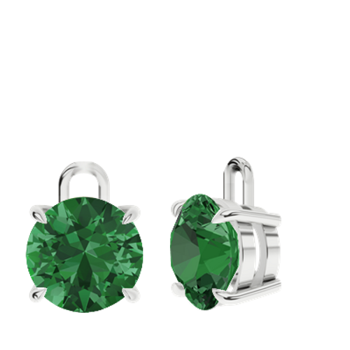 stylerocks-emerald-sterling-silver-10mm-round-brilliant-earrings-detachable-drops-only