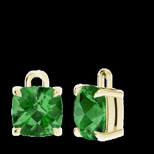 stylerocks-emerald-9ct-yellow-gold-checkerboard-earrings-detachable-drops-only
