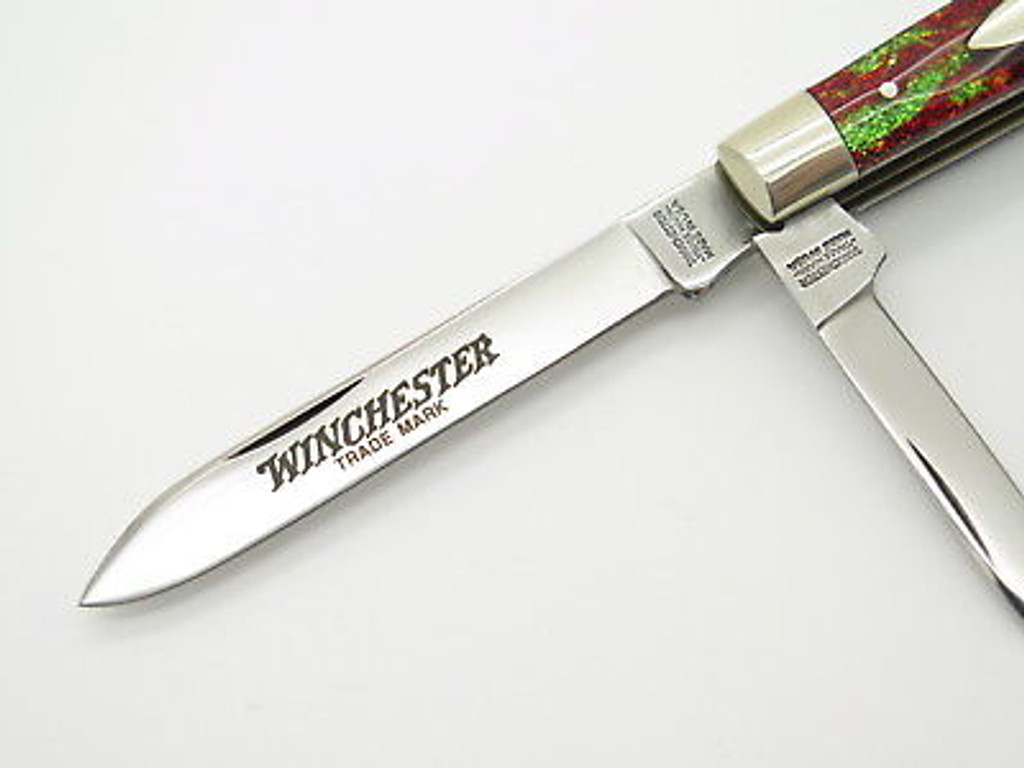 1992 WINCHESTER 2078 CLASSIC DOCTOR PHYSICIAN FOLDING POCKET KNIFE & CASE