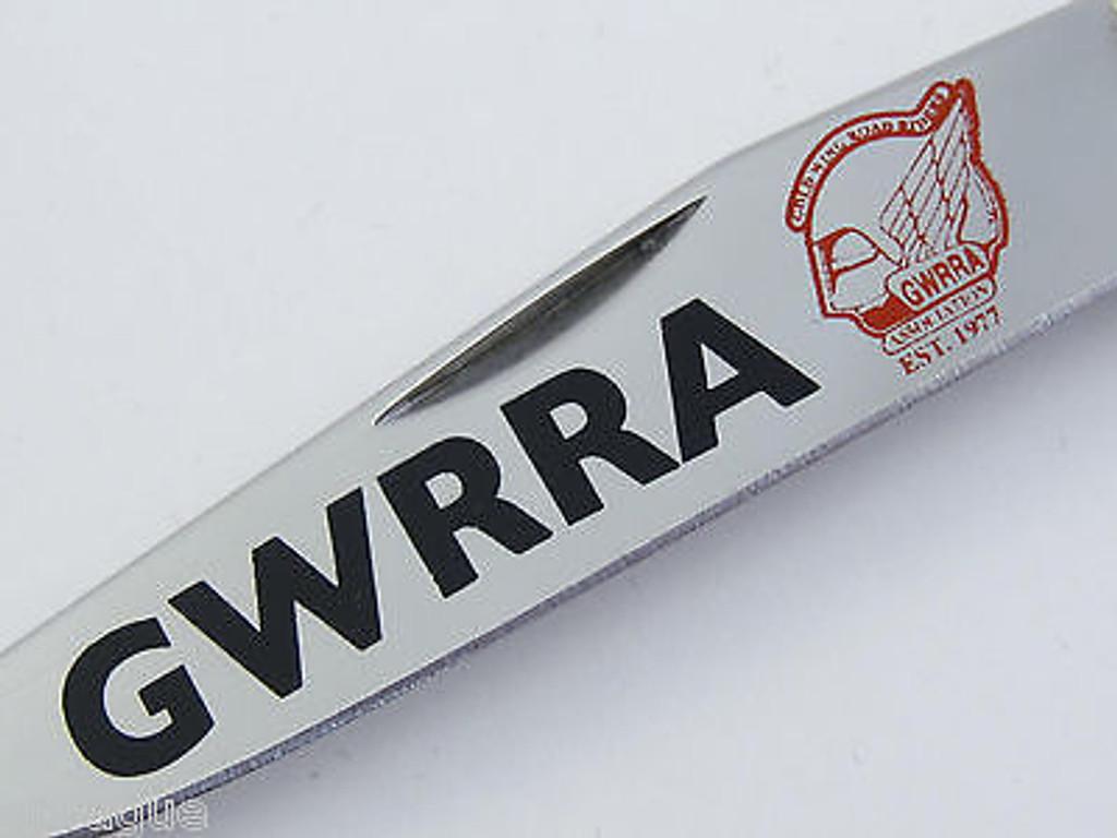 2003 CASE XX 6254 91181 1ST EDITION JADE TRAPPER FOLDING POCKET KNIFE
