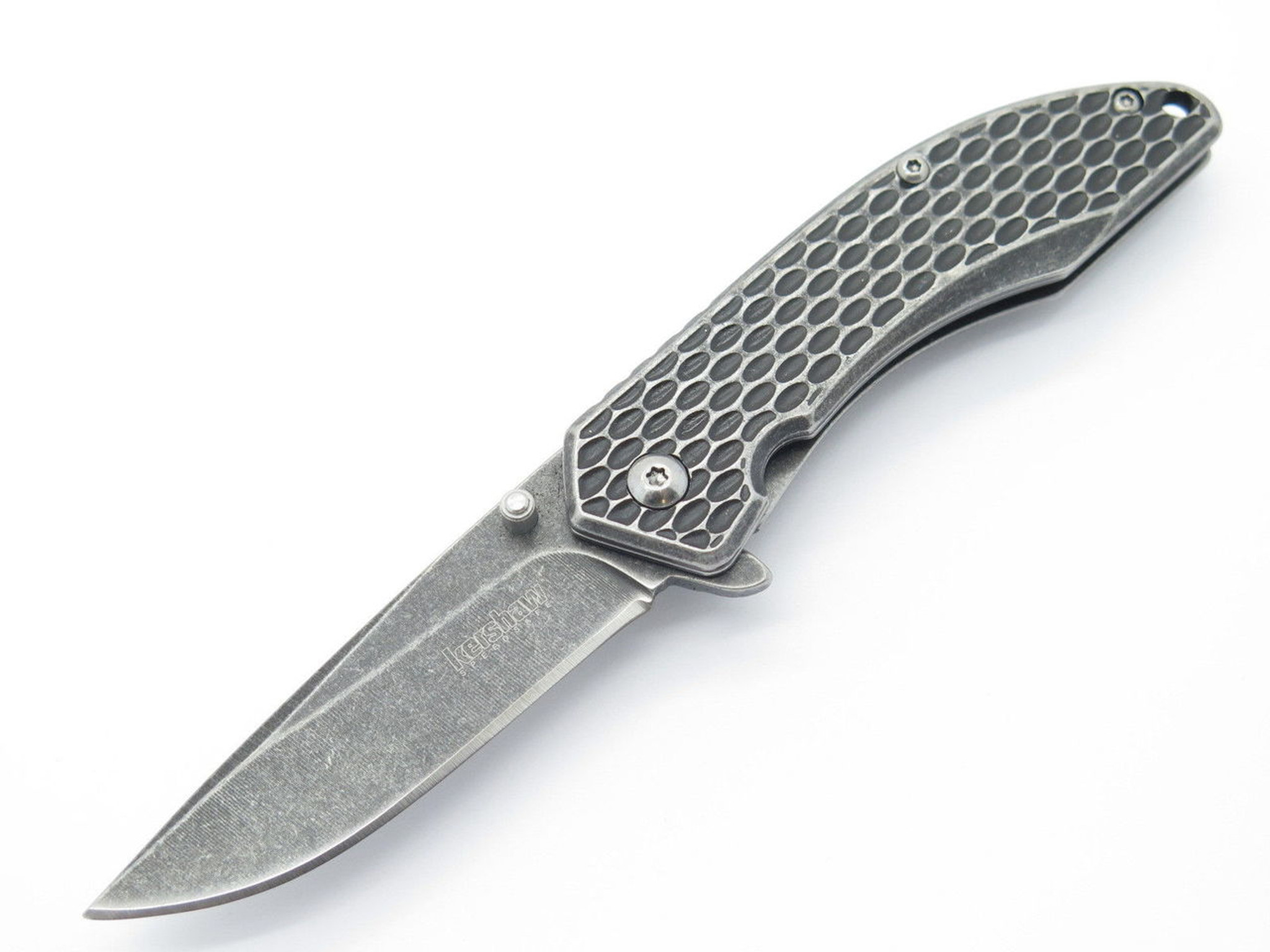 Kershaw Kai 1316 Small Folding Framelock Pocket Knife