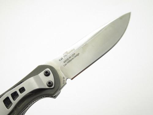 2007 KERSHAW 1740 NRG ENER-G LEE WILLIAMS FOLDING POCKET KNIFE DISCONTINUED