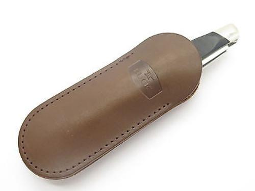BUCK 500 501 301 532 BUCKLOCK DUKE BROWN LEATHER FOLDING KNIFE SHEATH